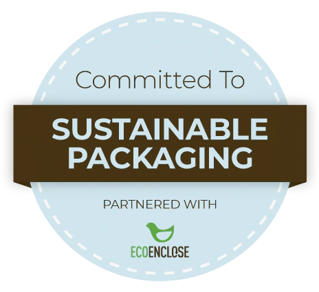 Sustainable Packaging Badge
