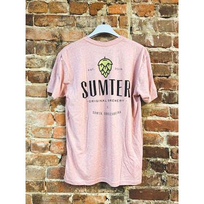 Pink SOB Tshirt Back