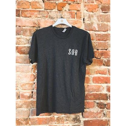 Black SOB Tshirt
