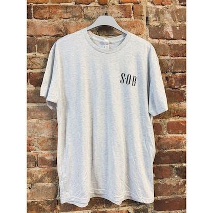 Light Gray SOB Tshirt