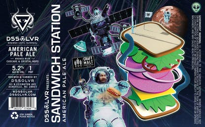 Sandwich Station Pale Ale