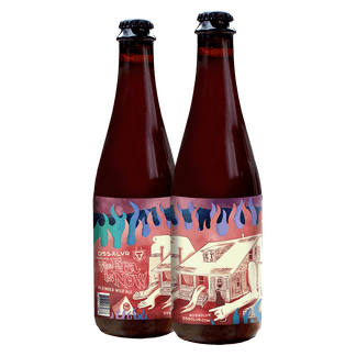 The Era is Now Blended Wild Ale Bottle