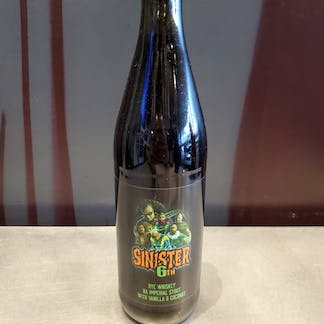 picture of 500 mL bottle of SSV1