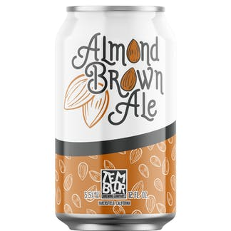 Almond Brown Ale 12 oz Can