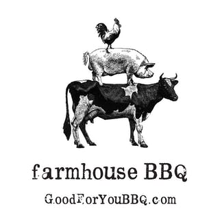 Farmhouse BBQ logo