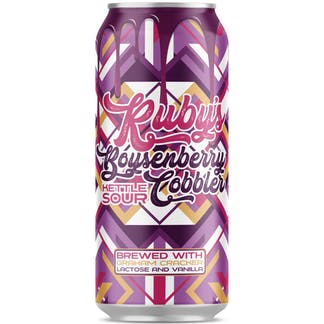 Boysenberry Cobbler 16 oz can