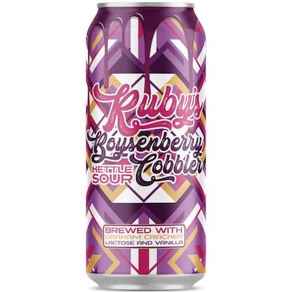 Boysenberry Cobbler 16 oz can