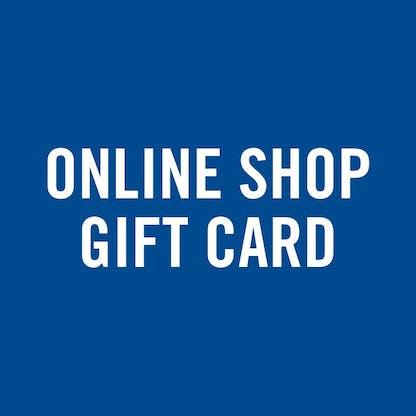 Online Shop Gift Card