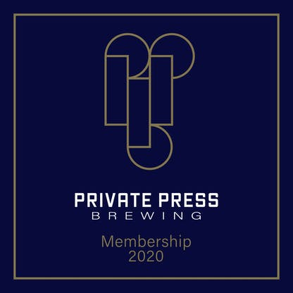 Private Press Membership
