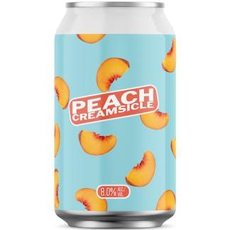 Peach Creamsicle 12 oz Can