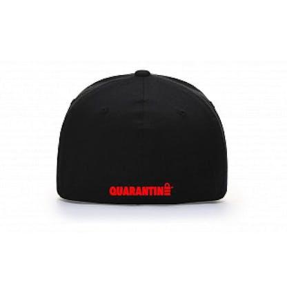 Quarantine Ball Cap Back