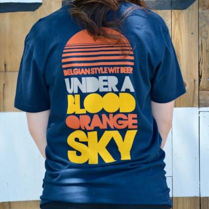 Under A Blood Orange Sky T-Shirt
