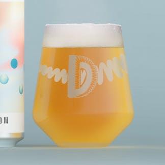 Duration Beer Glassware Stemless Beer Glass