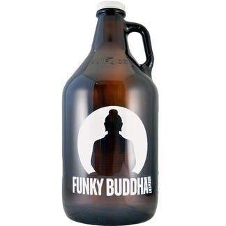 64oz Growler Front