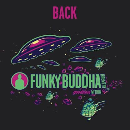 Cosmic Journey Shirt back
