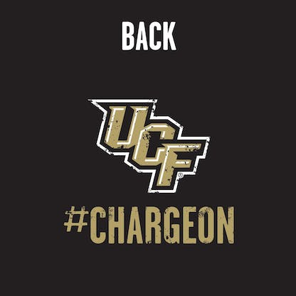UCF T-Shirt Back