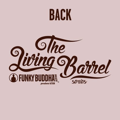 Living Barrel Mens T-Shirt Back