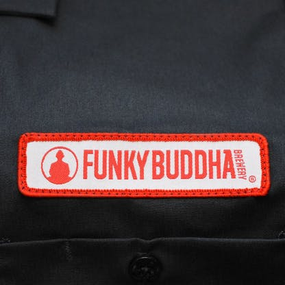 Funky Buddha Patch