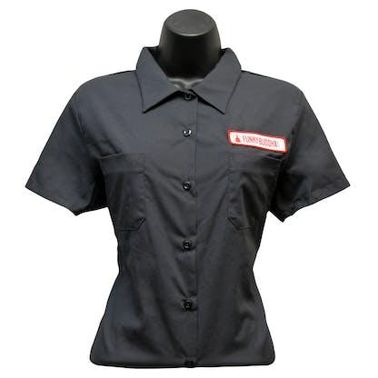 Womens Work Shirt front