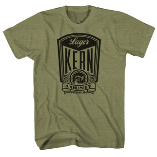 KCP Logo Tee Front