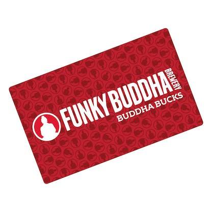Funky Buddha Bucks image