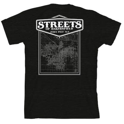 SOB Black Shirt Back