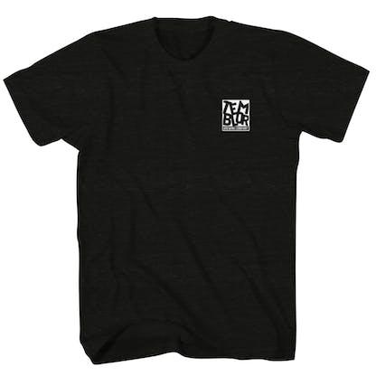 SOB Black Shirt Front