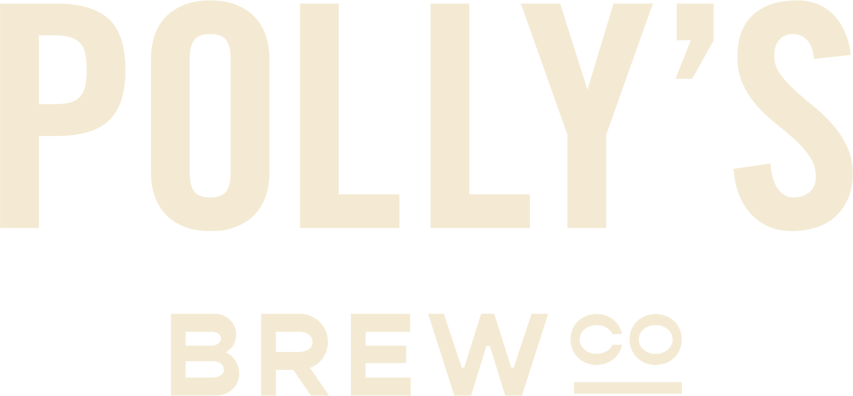 Polly's Brew Co. Online Shop