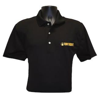 Mens UCF Polo Black