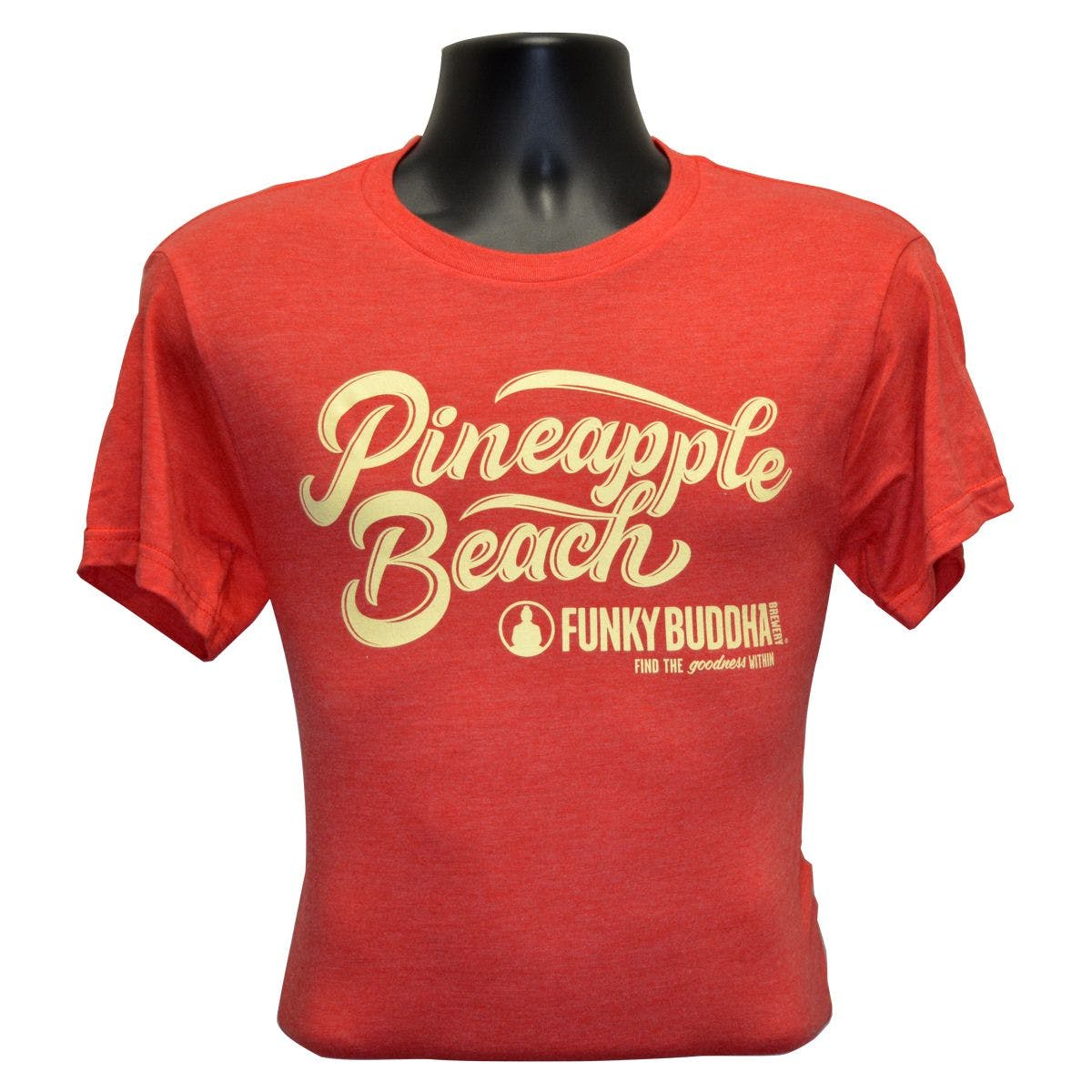 Mens Pineapple Beach T-Shirt