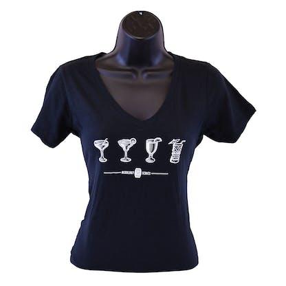 Mixology Women Shirt