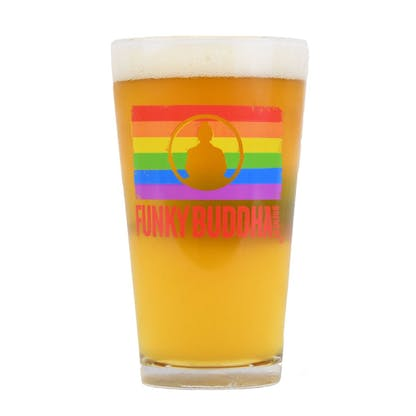 Pride Pint Front
