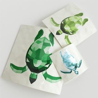 Turtles Sticker Pack Merch