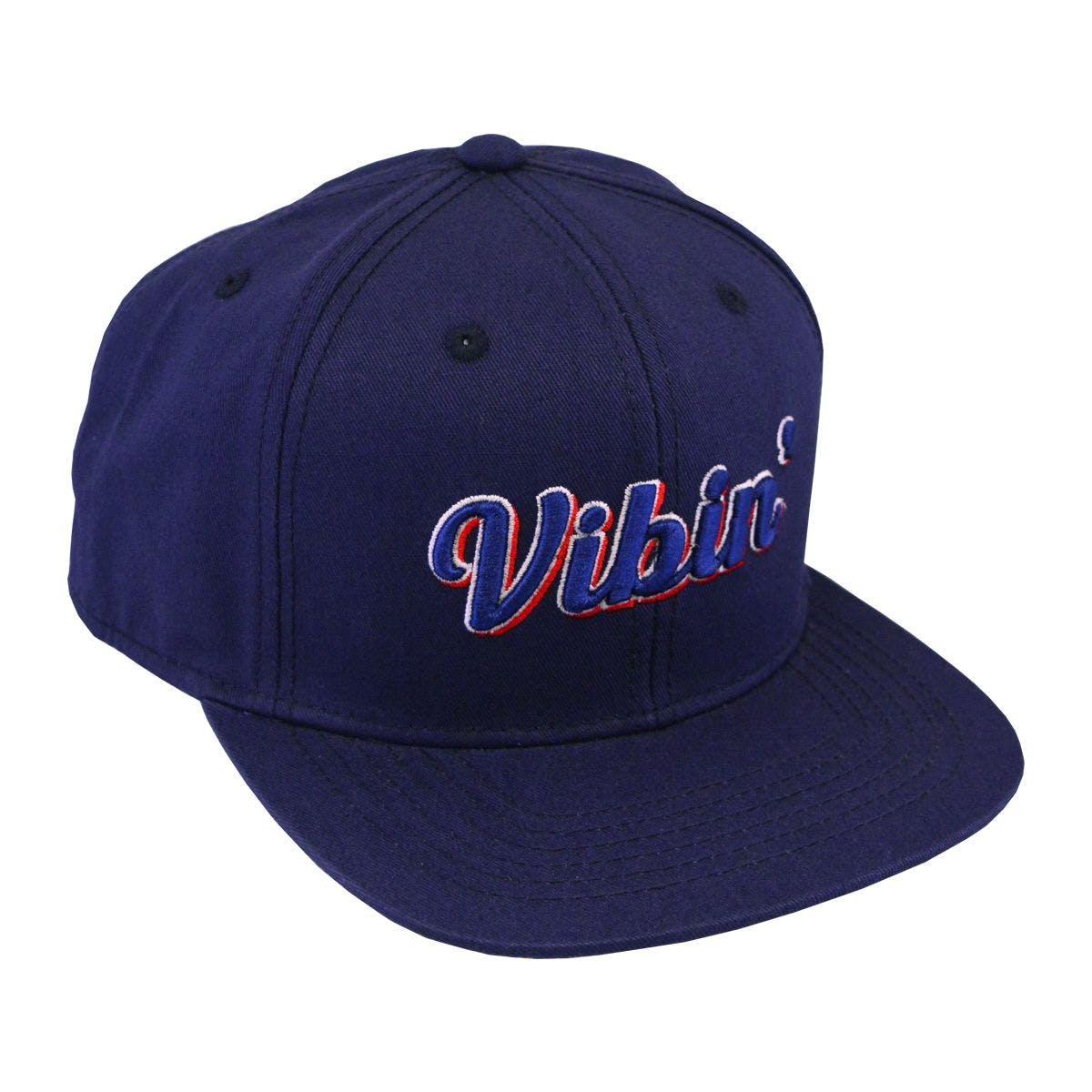 Vibin Hat Front