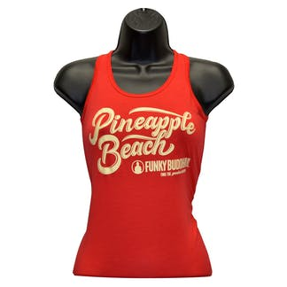 Pineapple Beach Womens Tank