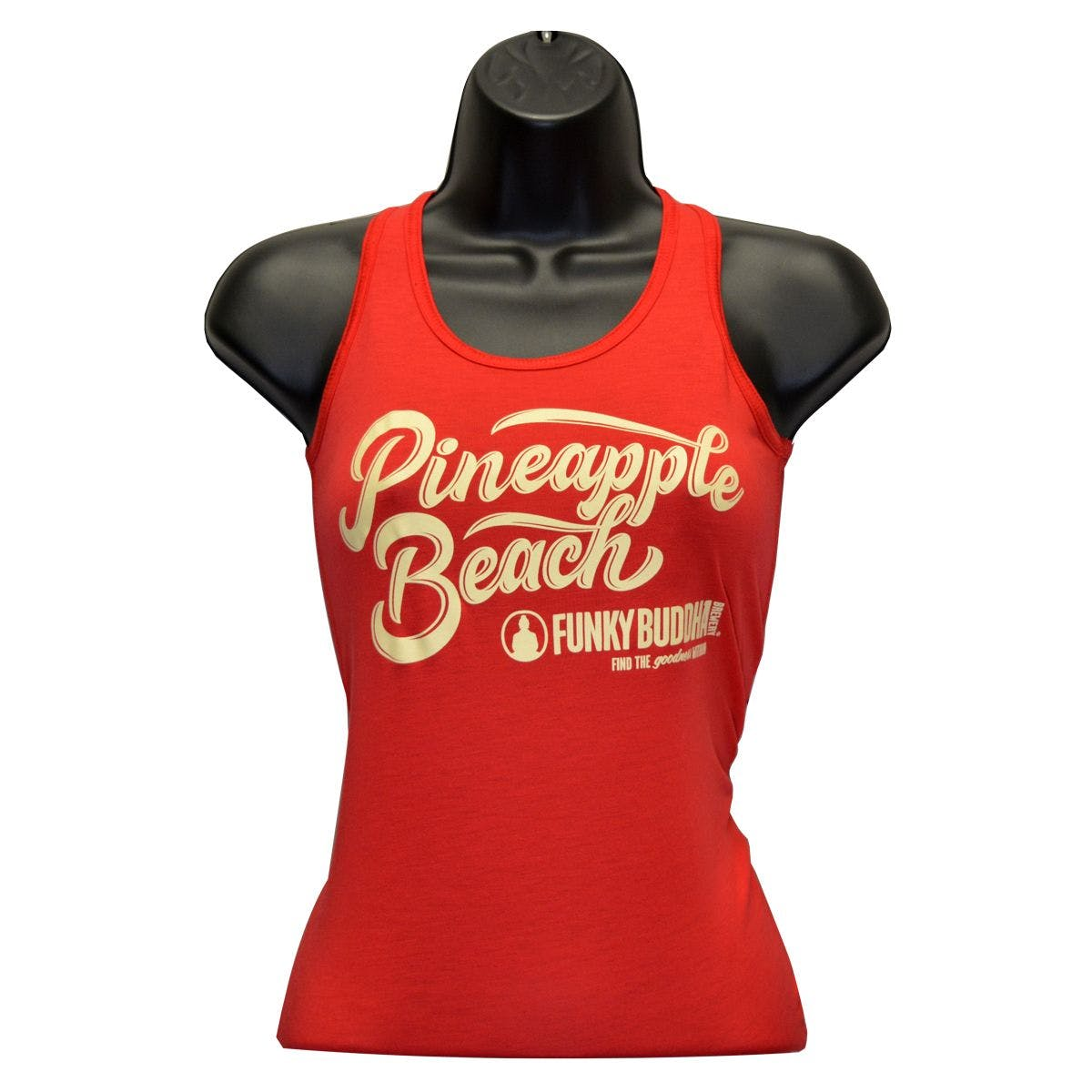 Pineapple Beach Womens Tank