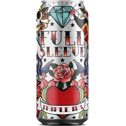 full sleeve 16 oz can