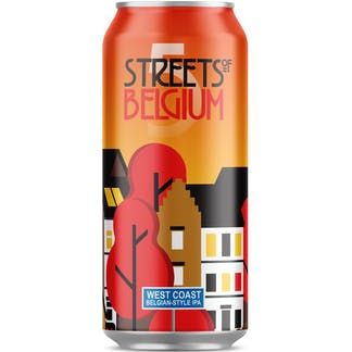 Streets of Belgium 16 oz Can