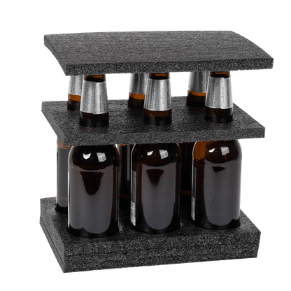 box for shipping 6 bottles