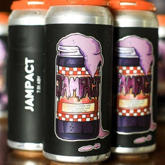 Jam Pact cans