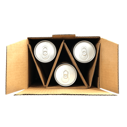 crowler can shipping boxes