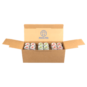 Boxes for shipping slim sleek cans 12