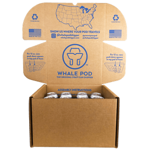 12 pack beer can shipping boxes 16oz