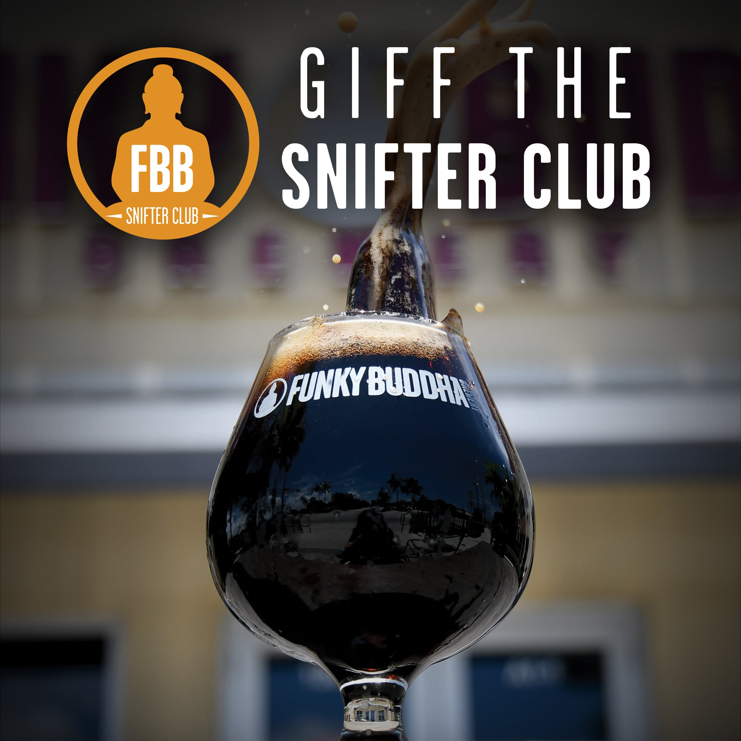 Gift a 2021 Snifter Club Membership