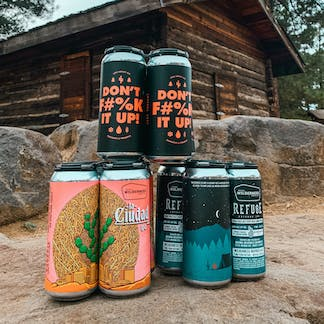 Arizona-Inspired Beers for Curbside Pick Up & Local Delivery