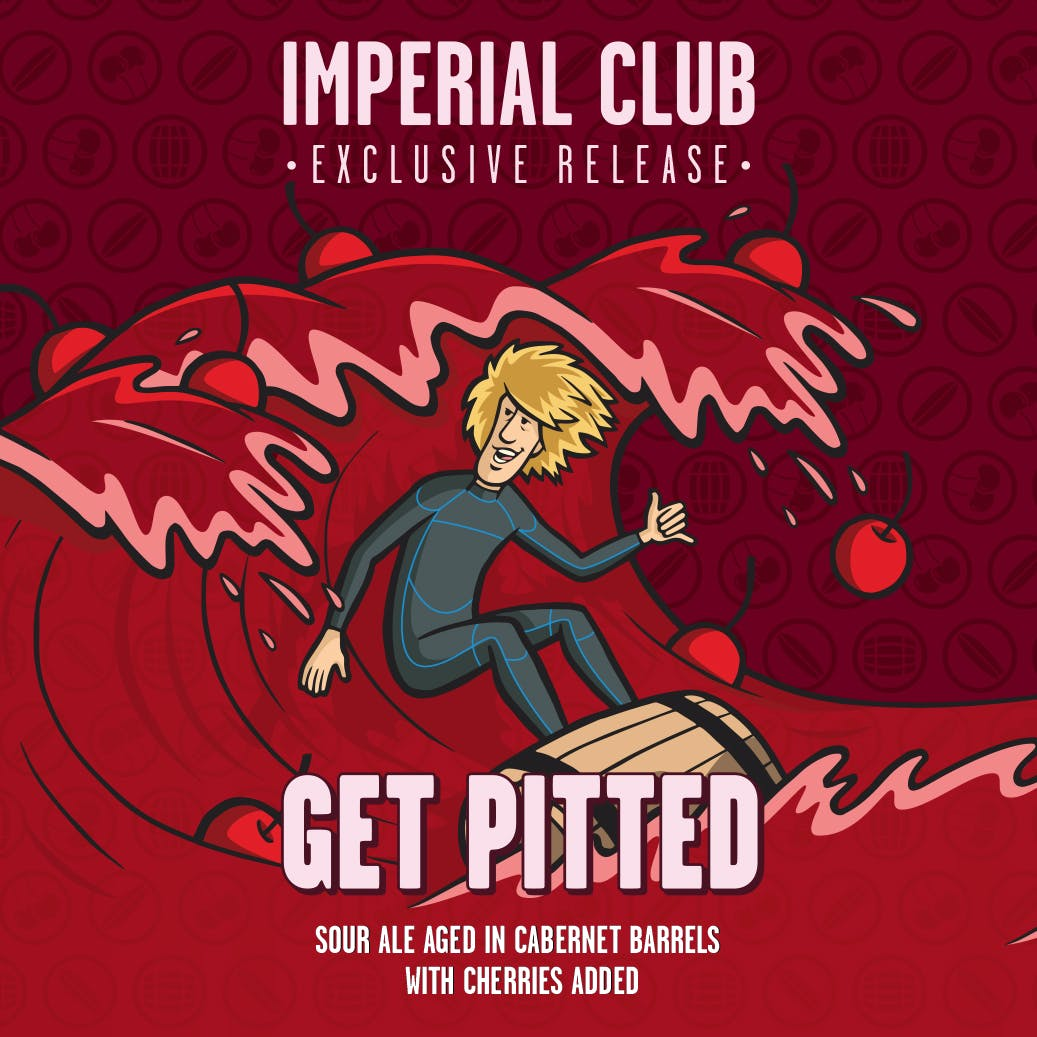 Get Pitted: Additional Bottles Pre-Order