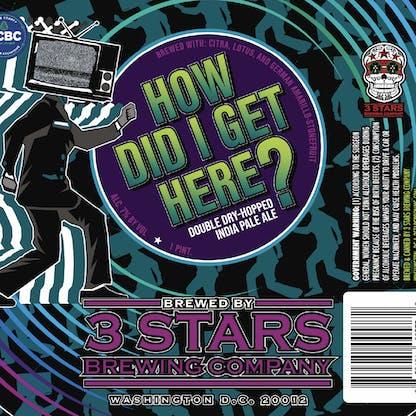 3 Stars Brewing American Craft Beer