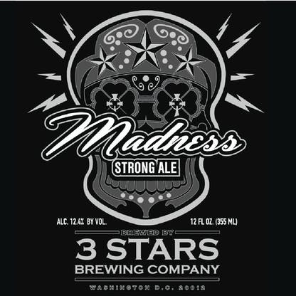 3 Stars Brewing American Craft Beer