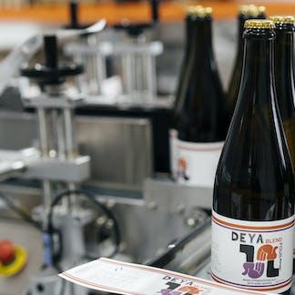 Mix Fermentation and Barrel Aged Beers - Bottles