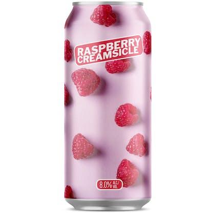RASPBERRY CREAMSICLE 16 OZ CAN